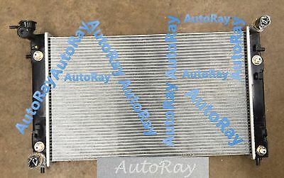 2000-2002 ALLOY RADIATOR for HOLDEN VU & VX COMMODORE V6 AUTO TWIN COOLERS