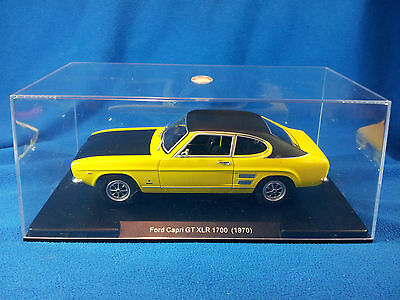 AUTO VINTAGE DELUXE COLLECTION - Ford Capri GT XLR 1700 (1970) - Scala 1:24