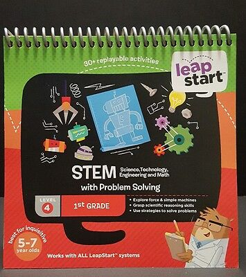 Leapfrog Stem Science,technology, Engineering And Math With Problem Solving