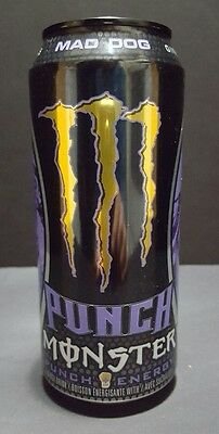 Monster Energy Drink 437 ml Punch Mad Dog