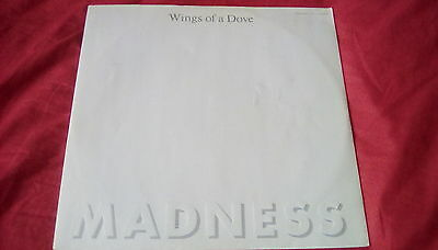 Madness-Wings of a Dove 12 inch vinyl single