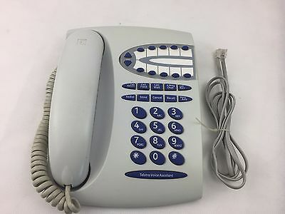 Telstra Touchfone - Corded Home Phone - TF1000S - Good Condition -