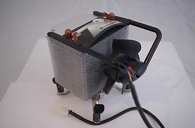 Arctic cooling freezer 7 CPU heatpipe cooler heatsink and fan for intel 775