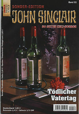 JOHN SINCLAIR SONDEREDITION Nr. 52 - Tödlicher Vatertag - Jason Dark