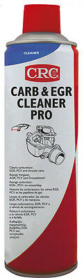 Limpiador De Inyectores,Egr Y Carburador Carb&Egr Cleaner Pro Crc 500Ml