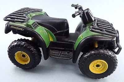 John Deere Buck 500 Atv Diecast Scale 1/32 2004 Dealer Phoenix Expo New