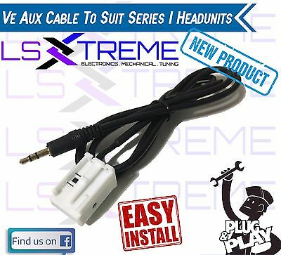 Ve Aux Cable To Suit Series 1 Headunits
