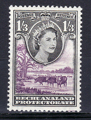 Bechuanaland-1955/58. 1/3d Value SG150. Very fresh MM.