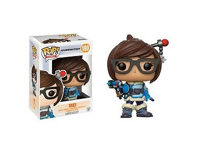 Figurine Overwatch - Ser 2 Mei Pop 10cm