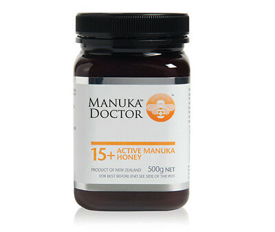 Manuka Doctor 15+ Manuka Honey 500g