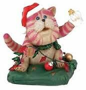 "Robert Harrop Bagpuss ""Baubles and Bagpuss"" Limited Edition no 0912 BGCS05"