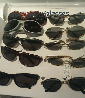 Sunglasses Protect from UV 1pair NEW Unisex For whole family.FREEP choose style.