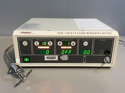 Stryker 30L High Flow Insufflator #2, Medical, Healthcare, Endoscopy Equipment