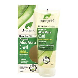 Dr Organic - Gel all'Aloe Vera