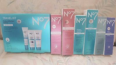 No7 Lift and Luminate / Protect Perfect Intense / Restore Renew Serum 30/50ml