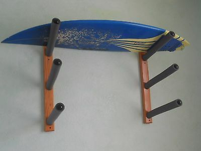 Surf Board Rack ,  Three Boards Up To 20 Lbs Each!