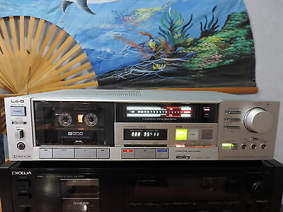 JAPANESE HI-END TAPE DECK  Lo-D-D99 IN GOOD CONDITION
