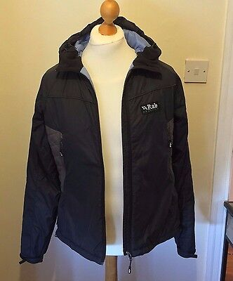 Rab Photon Hoodie Ladies Size Uk 14