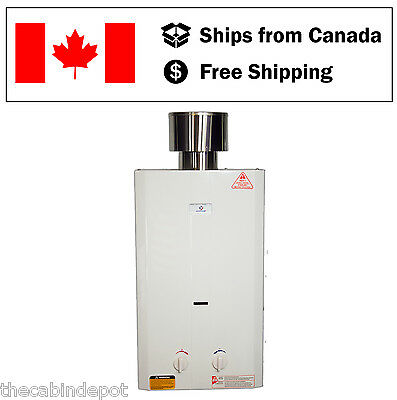 Eccotemp L10 Tankless Water Heater Kit *NEW*