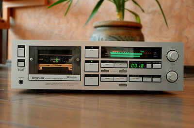 Pioneer Ct-A7 Tape Deck Like New Condition