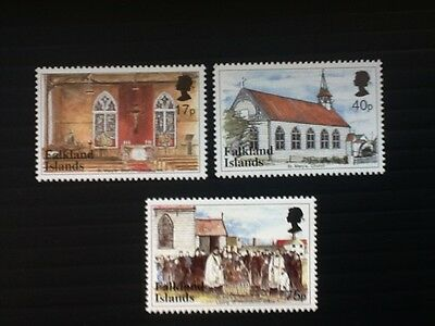 1999 Falkland Islands  Centenary Of St. Marys Church Mnh Sg 829-832 L4895