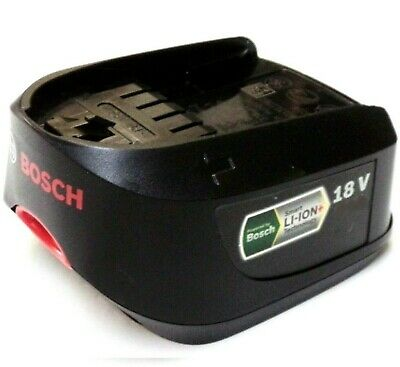 Original Bosch Akku 18 V Li  2 Ah 4 All - PSR..    2000 mAh Li-Ion