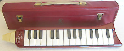 HOHNER melodica piano 27 (1970) Vintage Made in Germany Used