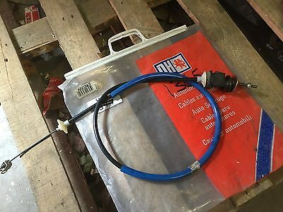 Peugeot 205 1.9 GTi BE3 Gearbox 1983-90  Clutch cable QCC1365