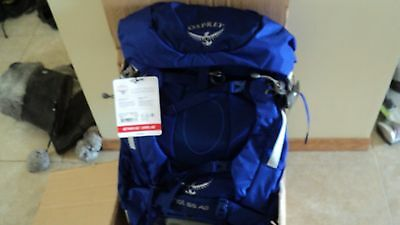 OSPREY Ariel 65 AG travel backpack plus a backpack protective carrying case