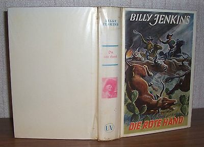 "Billy Jenkins-Buch  Nr. 82  ""Die rote Hand""   (Zust. 2)   Lb"