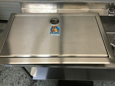 Baby Changing Table Koala Kare #6443 Commercial Wall Mount Station Stainless