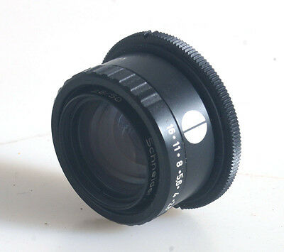 50Mm 2.8 Schneider Enlarger Lens With Retaining Ring