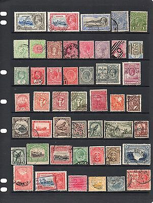 British Empire collection QV-GV fair to fine used