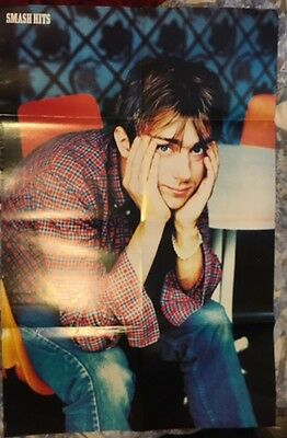 DAMON ALBARN Smash Hits Magazine Poster