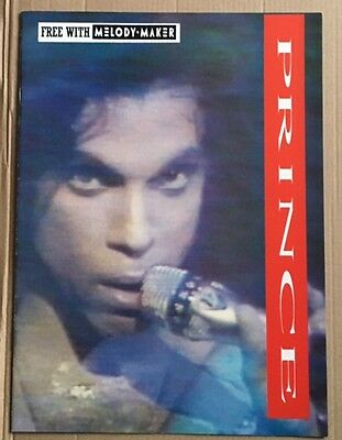 PRINCE Melody Maker Special
