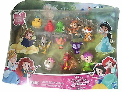 Disney Princess Little Kingdom Royal Friends Collection NEW UKSELLER