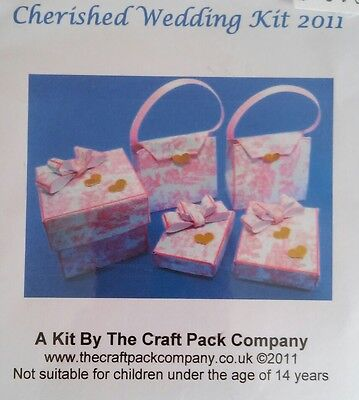 1/12th Scale Cherished Wedding Craft Kit