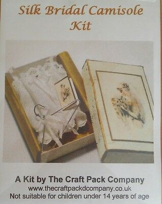 1/12th Scale Silk Bridal Camisole Craft Kit