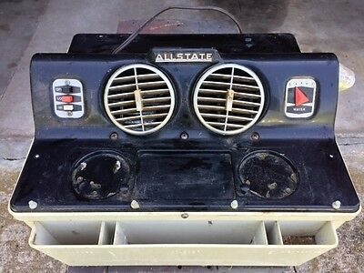 Vintage add-on automobile AC unit -circa 1950's  Collectors!