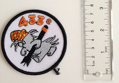 433 Tactical Fighter Squadron patch RCAF