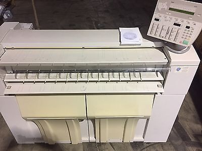 Xerox 3050 Large Format Engineering Copier W/ Extra Toner And Paper