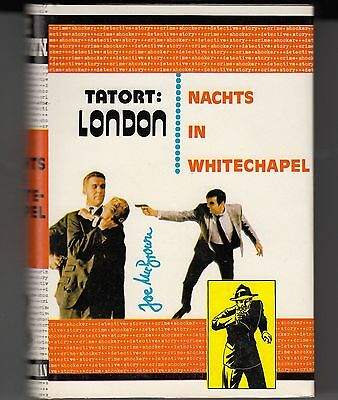 "McBrown, Joe  ""Nachts in Whitechapel""   (Zust. 0-)   kLb"