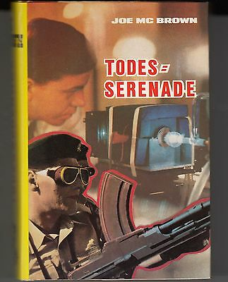 "McBrown, Joe  ""Todesserenade""   (Zust. 0-)   kLb"