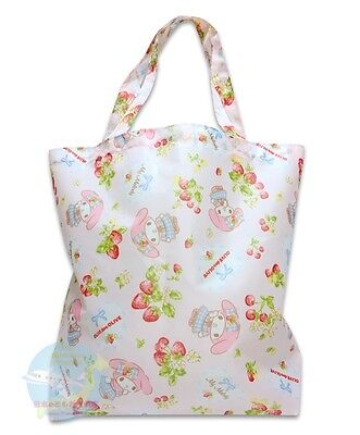 NEW! SANRIO & OLIVE des OLIVE KAWAII My Melody Folding Eco-Shopping Tote Bag
