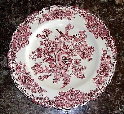 "Crown Ducal BRISTOL 9-3/4"" Dinner Plate"