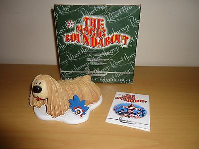 Robert Harrop Dougal Magic Roundabout figure with box