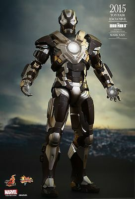 IRON MAN 3 - Mark XXIV (24) Tank 1/6th Scale Action Figure (Hot Toys) #NEW