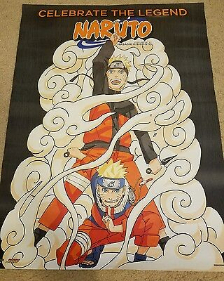 naruto exclusive limited edition poster