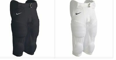 Nike Boys Youth Black Football Padded Practice Pants Size Xs* **orig. $40**