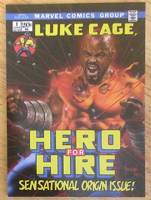 Marvel What If Card 2016 UD Marvel Masterpieces /1499 Luke Cage # 26